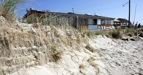 Cove Erosion