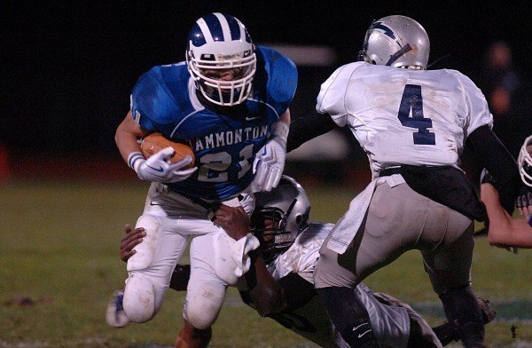 hammonton football sanchez