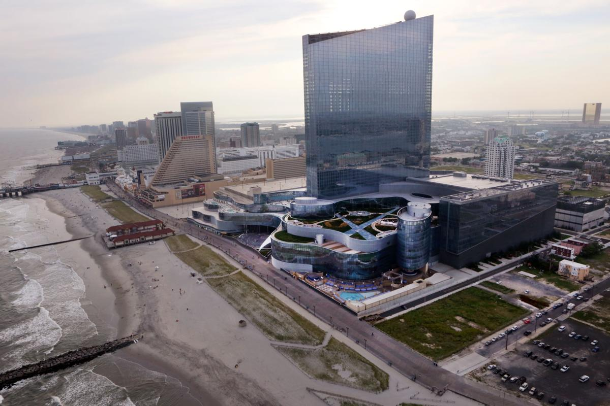 Revel casino atlantic city press
