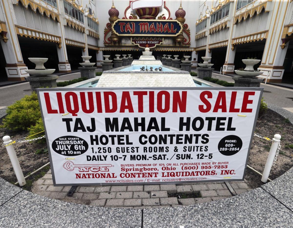 Image result for taj mahal bankruptcy