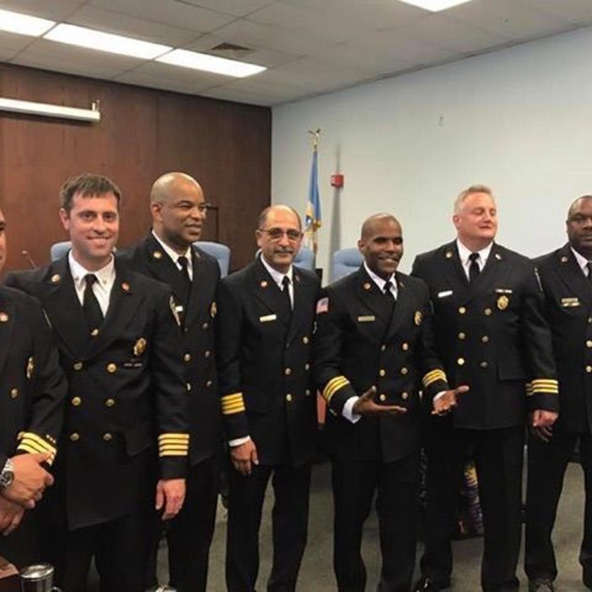 Atlantic City promotes eight firefighters | News