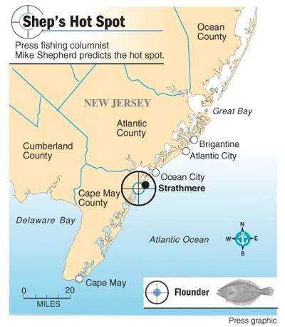 Shep On Fishing: Weekend wasn't a complete washout for southern New