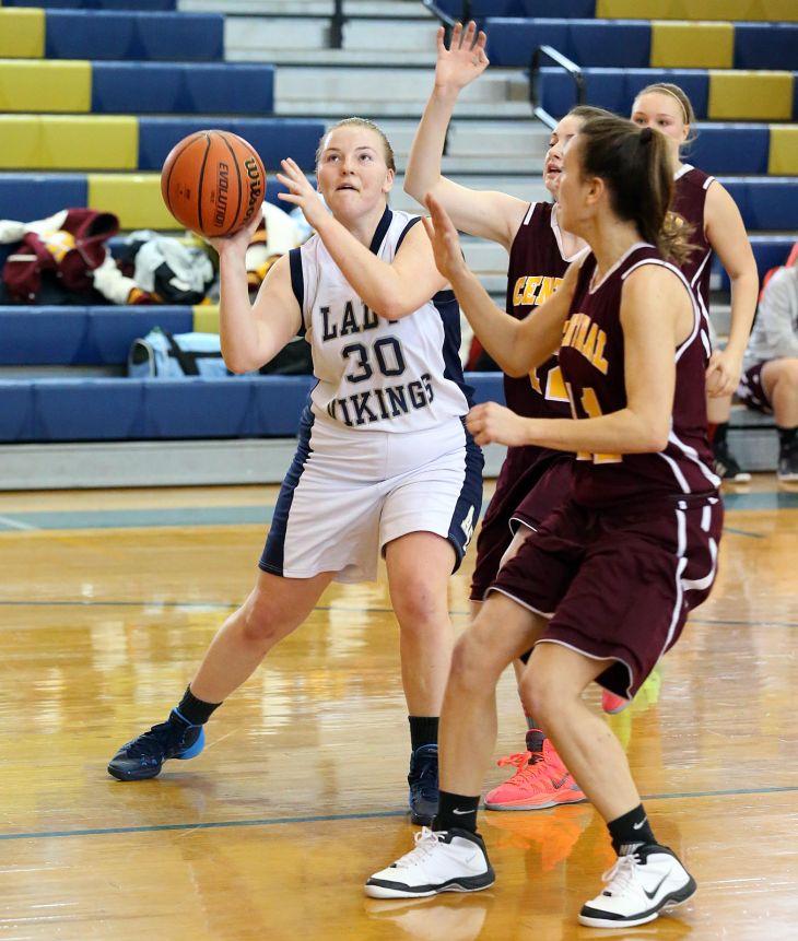 AC girls basketball