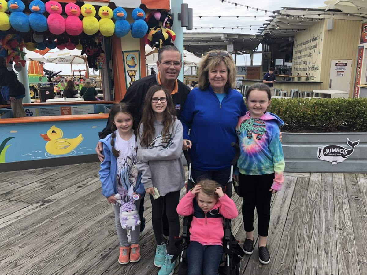 SEEN at Morey's Piers opening in Wildwood (caption)