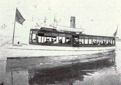 Longport Ferry