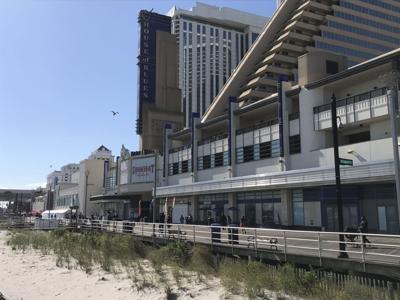 Showboat Hotel Atlantic City