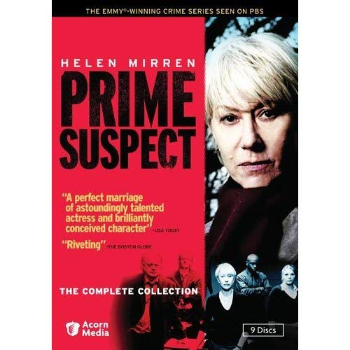 'Prime Suspect' comes to DVD, letting fans relive the struggles of DCI Jane Tennison