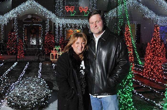 light shows - Christmas Light Show Nj