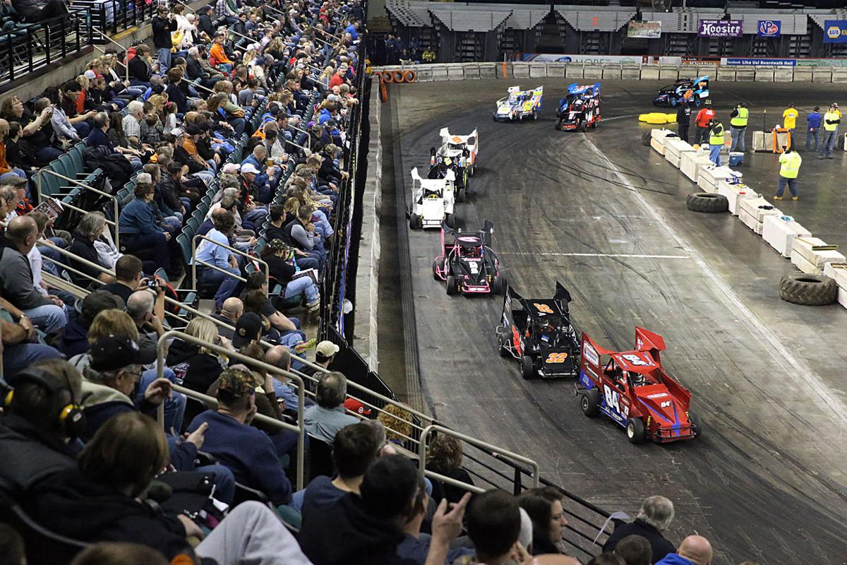 Midget Car Races 59