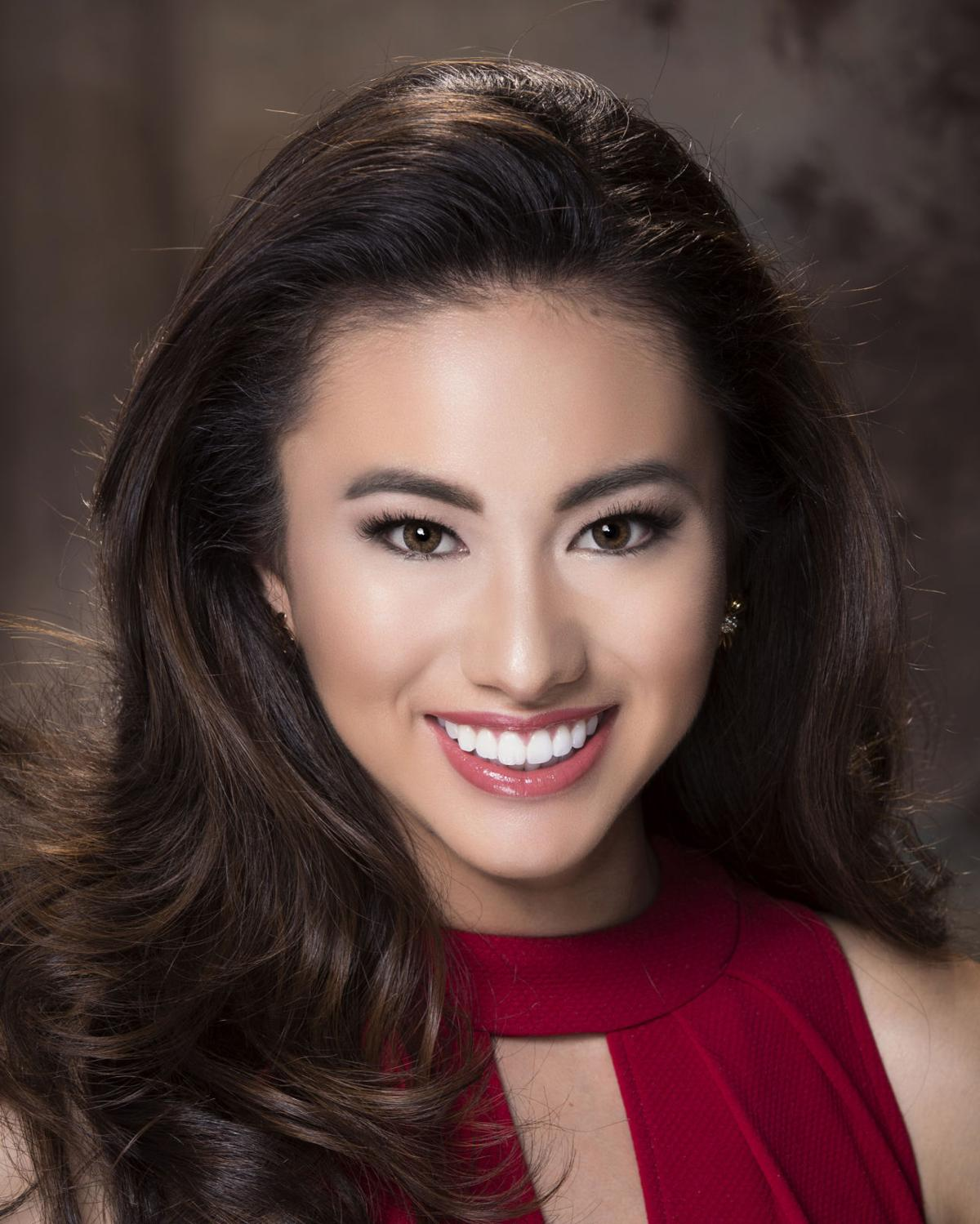 Miss Hawaii 2017 Kathryn Teruya