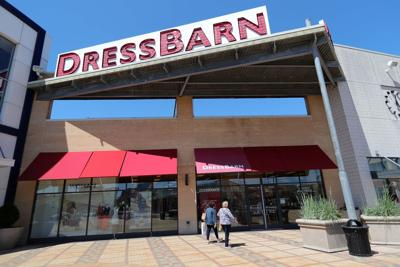 ab8ab5c027 Dress Barn at Tanger Outlets inside the Walk in Atlantic City. May 17, 2019  (Craig Matthews / Staff Photographer)