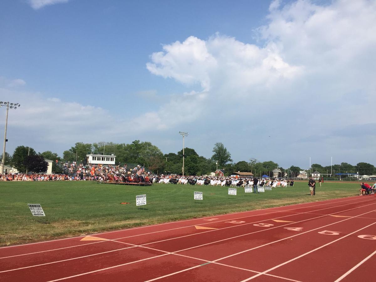 Middle Township 2020 graduation