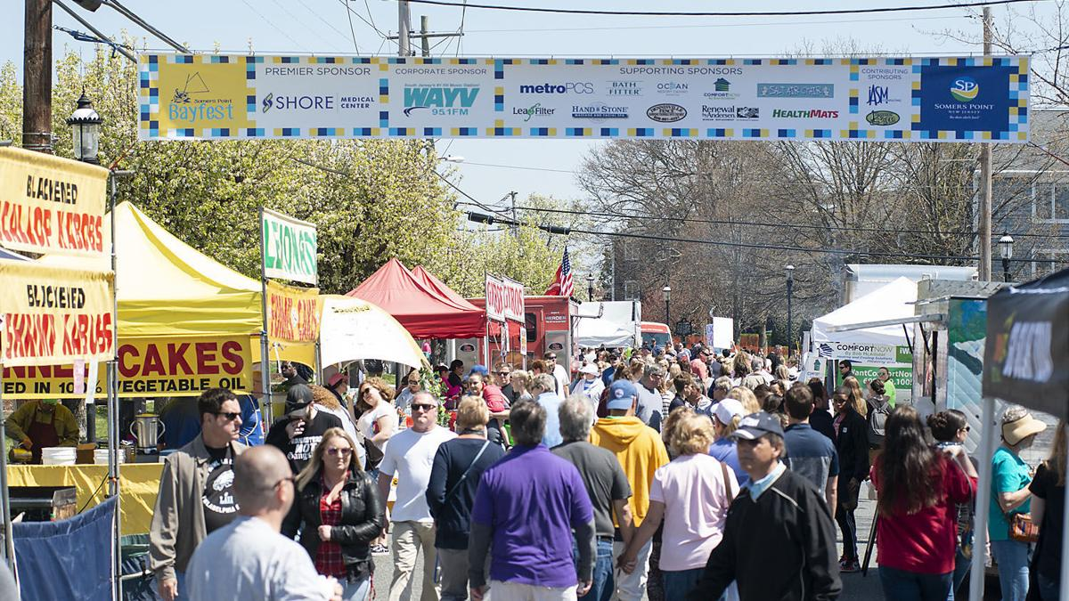 Bayfest keeps the locals local