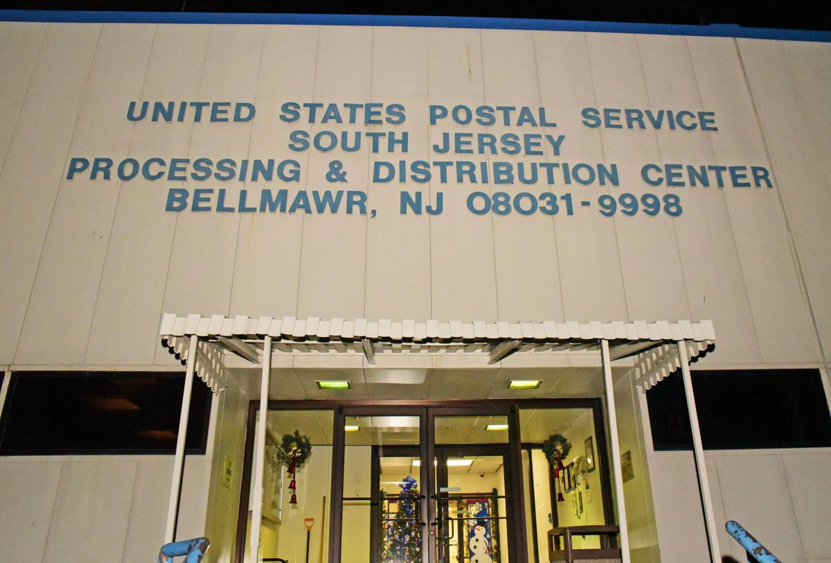 Postal Service workers make the holiday season possible