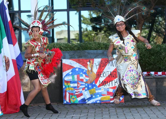 Hispanic Heritage Month in Atlantic City begins with festive tribute in dance, song