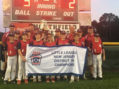 Northfield Little League District 16