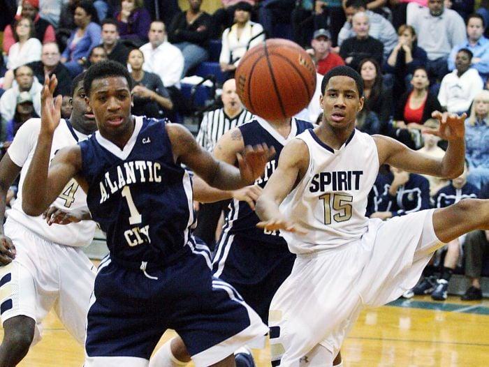 AC Holy Spirit boys basketball