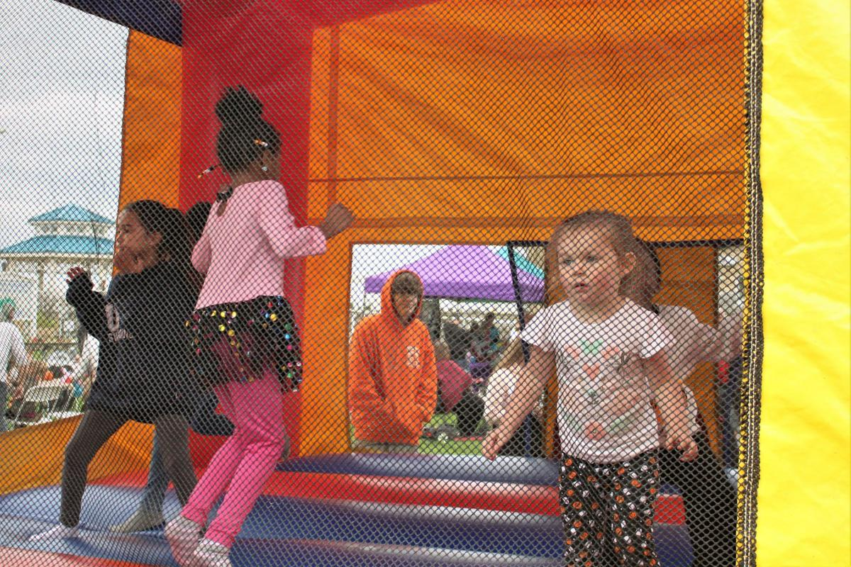SIC Oct Bouncy house