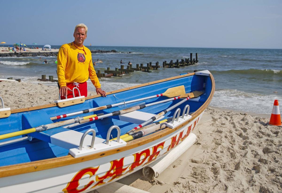 Captain Geoff Rife, Cape May Beach Patrol