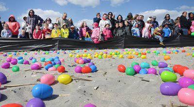South Jersey Easter Egg Hunts