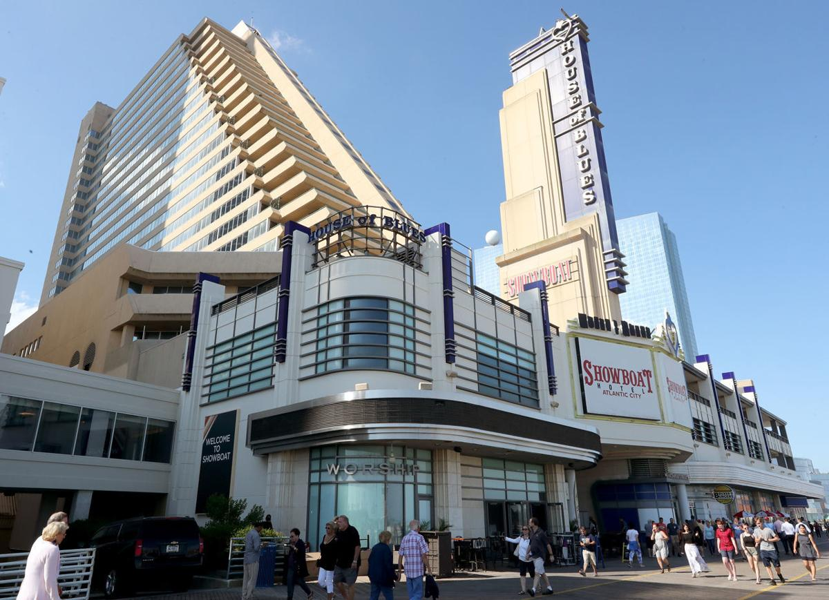 Image Result For Showboatel Atlantic City