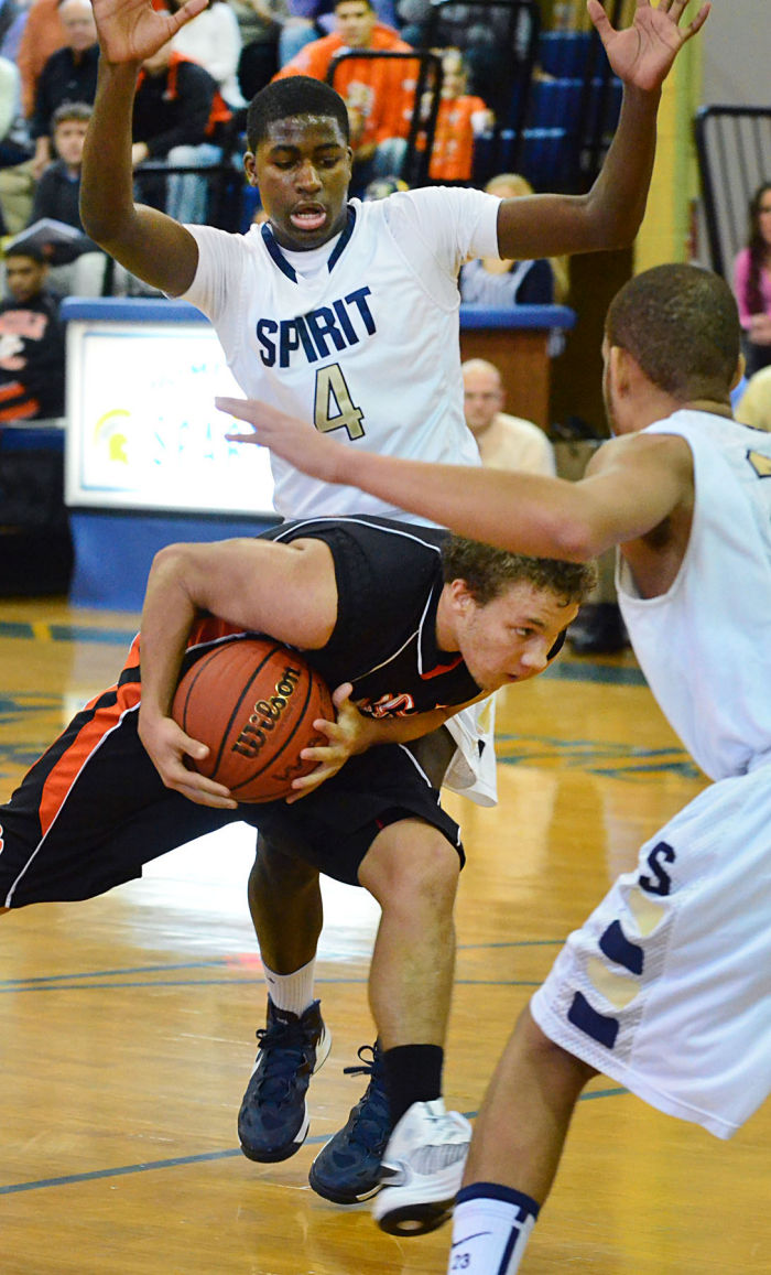 holy spirit basketball