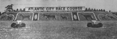 Atlantic City Race Course Entrance