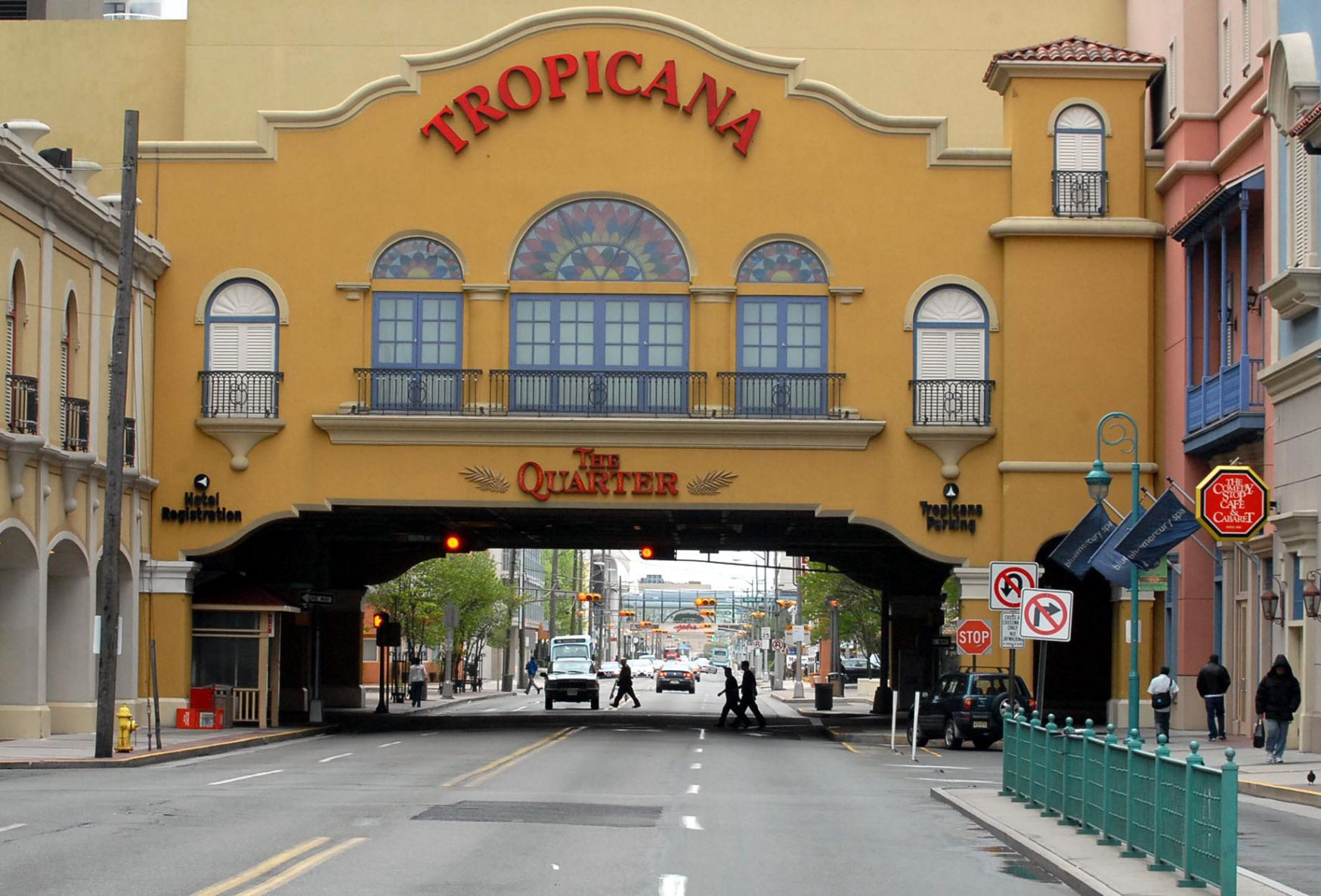 Death investigation underway at Tropicana in Atlantic City, New Jersey