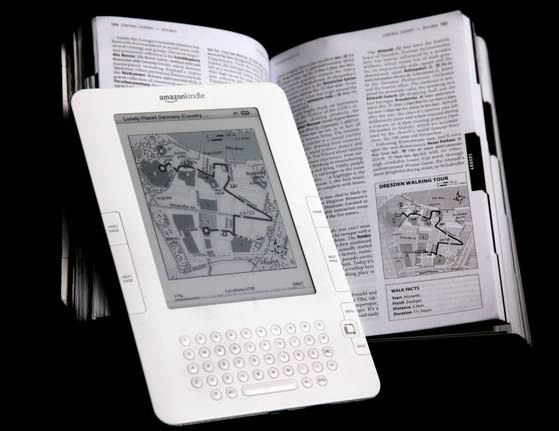 Tech Review: Paper wins over e-books for travel guide