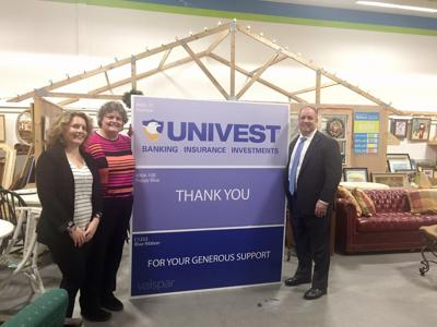 Univest donates $12,500 to Habitat for Humanity Cape May County