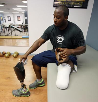 Atlantic City detective who lost leg cleared to return to