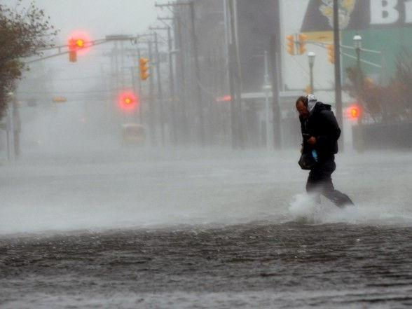Look Back at Hurricane Sandy