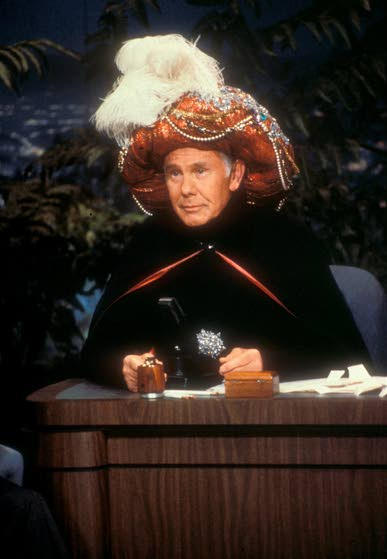 Upgraded Johnny Carson website will offer classic clips from the late-night legend
