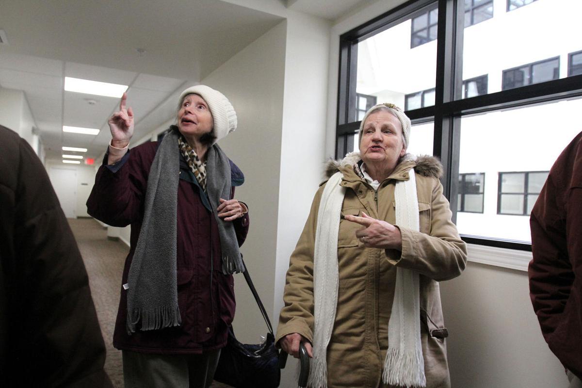 New EHT apartment complex opens its doors to storm victims ...