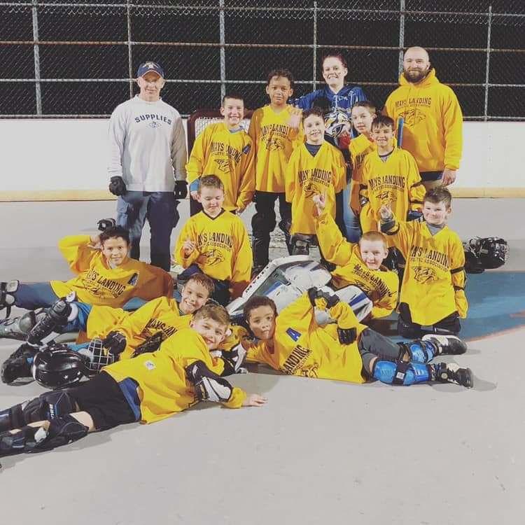 Penguin [yellow jersey team] predators