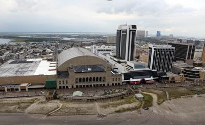 Atlantic City Aerials