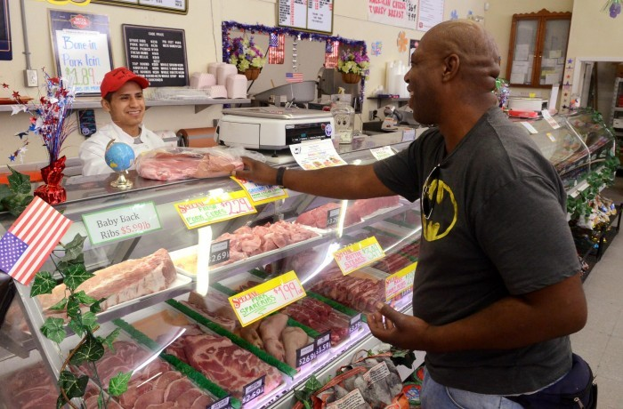 Marcacci Meat Market