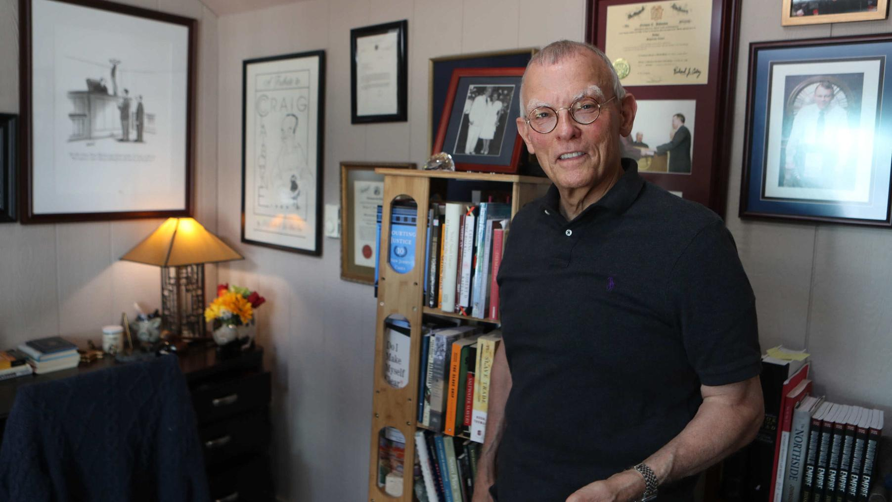 Nelson Johnson, author of Boardwalk Empire, turns attention to Clarence Darrow