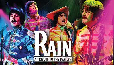 Rain -- Beatles tribute