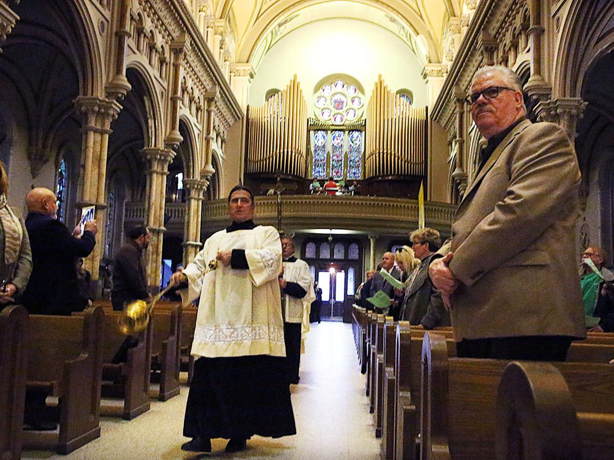 A.C. church held Mass Wednesday for local businesses