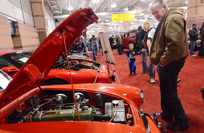 Atlantic City Classic Car Show And Auction Photo Galleries - Atlantic city car show