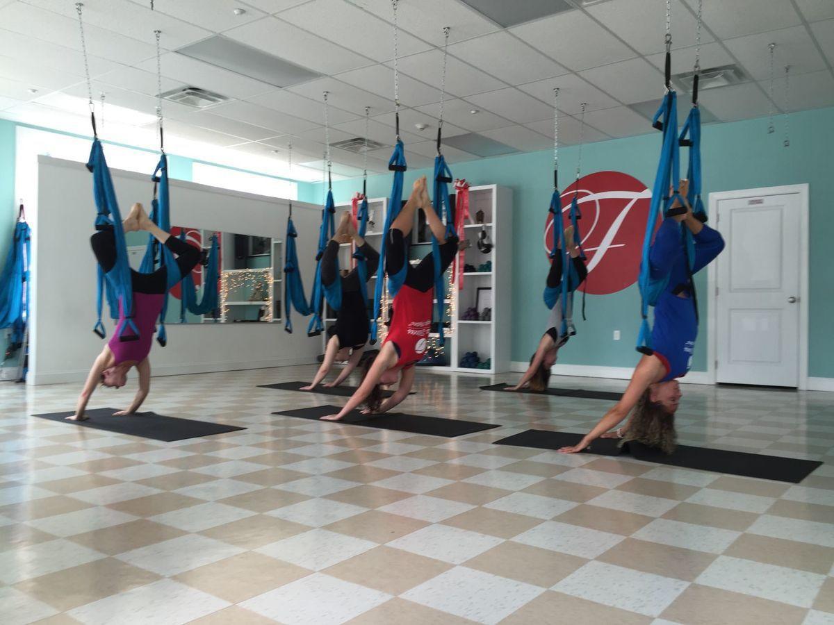 areial yoga
