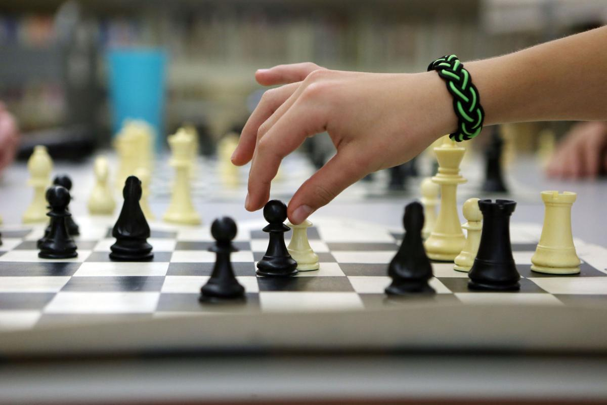 Checkmates Chess Club at Ventnor Public Library
