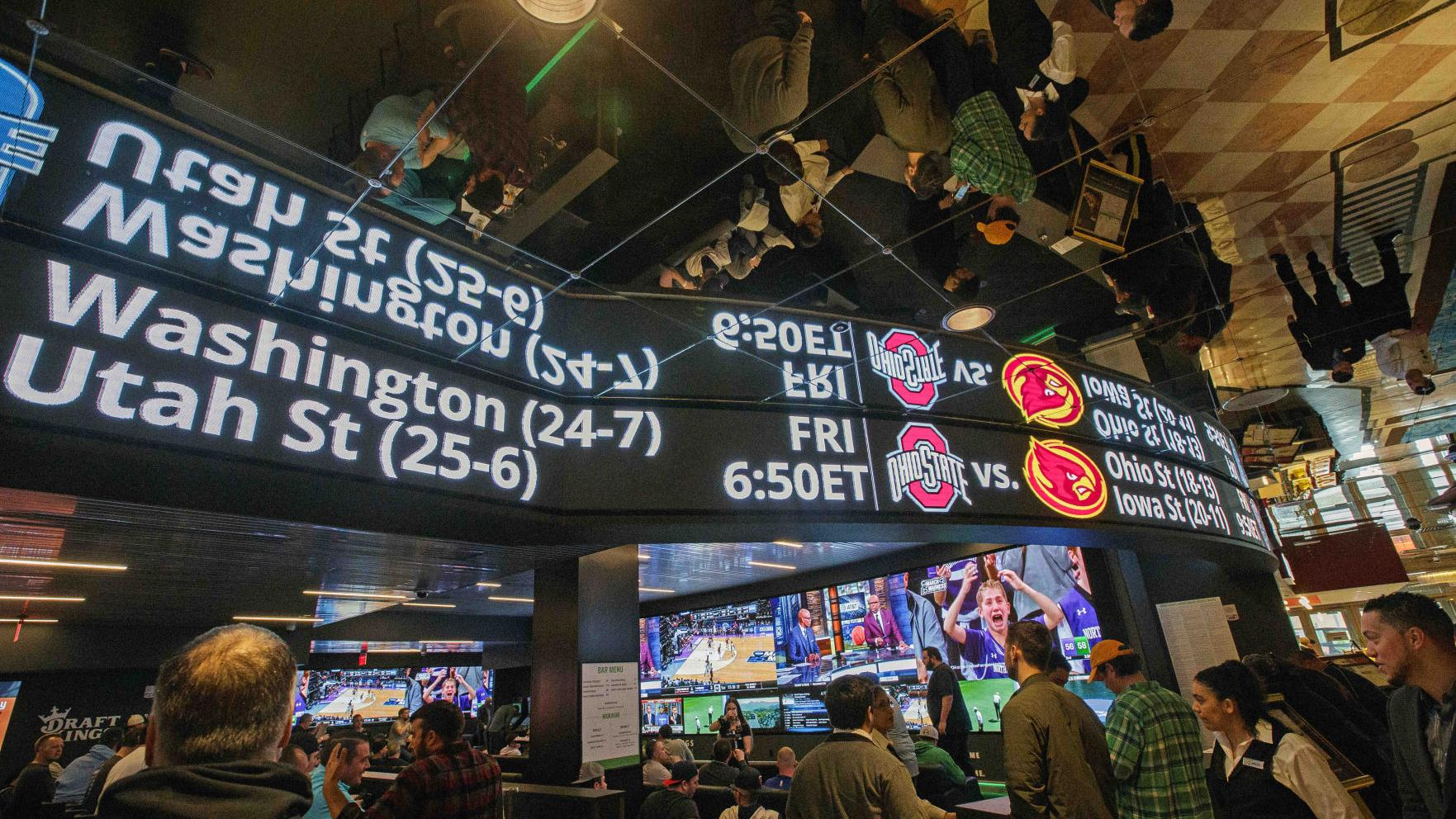 Sports betting, online gaming boost Atlantic City casinos in October