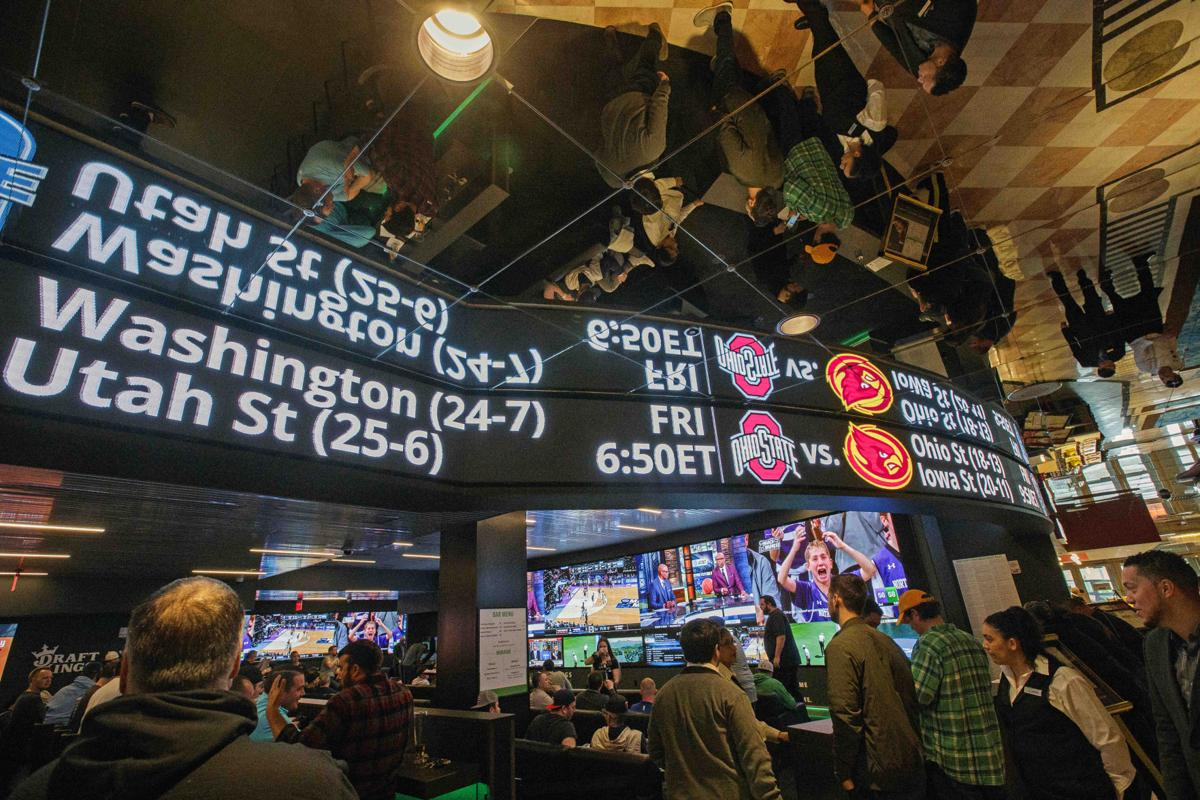 March Madness Sports Betting