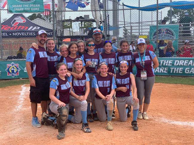 EHT Tornadoes advance to Babe Ruth Softball World Series