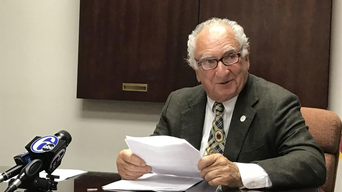 Egg Harbor Township mayor McCullough says he won't seek re