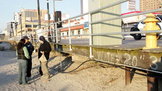Atlantic City sweep helps find, aid area homeless