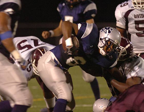 Five Questions with St. Augustine Prep running back Darnell Laws