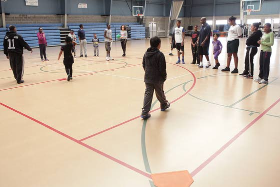 Pleasantville kids get up early Saturdays Just For Kicks